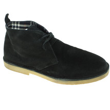 Steve Madden Men's Daiton Boot Black Suede 9 M US - $28.66