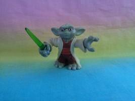 2011 Hasbro Imaginext Yoda Star Wars Galactic Heroes Action Figure - $3.22