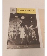 No Strings~ Sept 11 1962 PLAYBILL  54th Street Theatre ANNE HODGES Vol.6... - $7.91