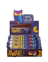 Awake Chocolate Caffeinated Dark Chocolate Bars 1.34 oz, Pack of 16, 4 P... - $88.11