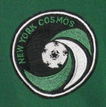 Pele #10 NY Cosmos New Men Soccer Football Jersey Green Any Size image 4