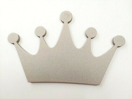 The Paper Studio Chipboard Crown Shape, 11 Inches #340117