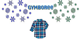 "Gymboree Boys ""Shields & Sails"" Collection Check Flannel Shirt  S(5-6) - $15.59"