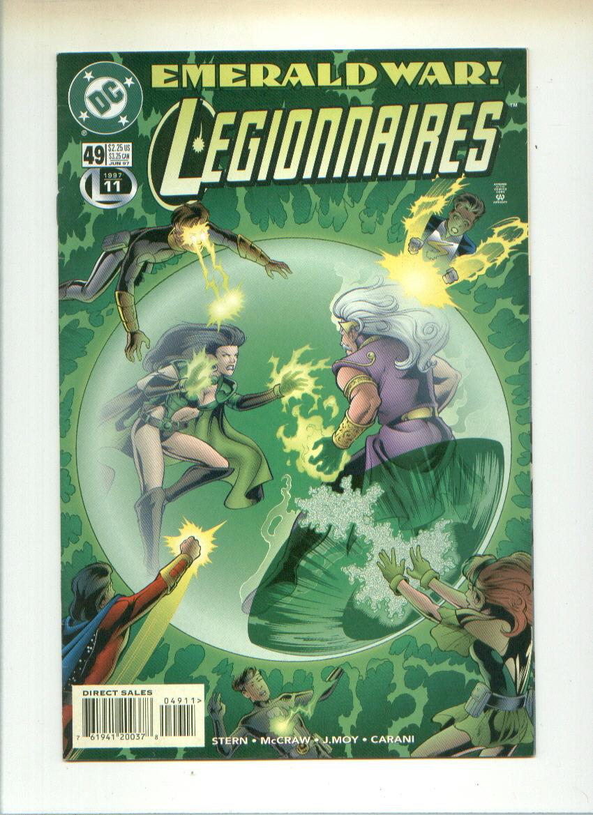 Legionnaires comic