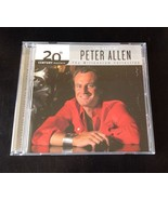 "The Best Of Peter Allen ""The Millennium Collection""  CD 2001 A&M Records - $11.30"