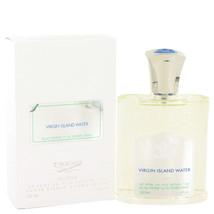 Creed Virgin Island Water Cologne 4.0 Oz Millesime Eau De Parfum Spray image 6