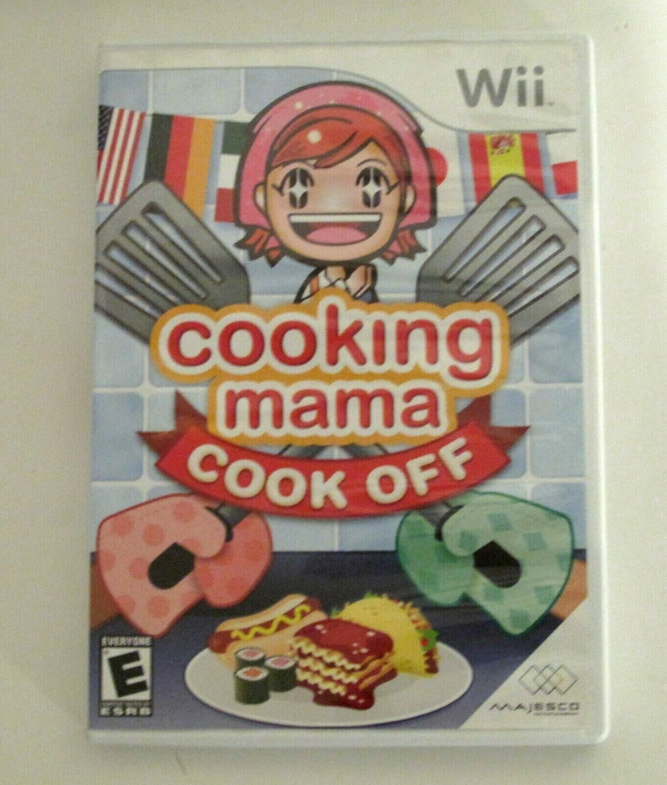 Primary image for Cooking Mama: Cook Off (Nintendo Wii, 2007)