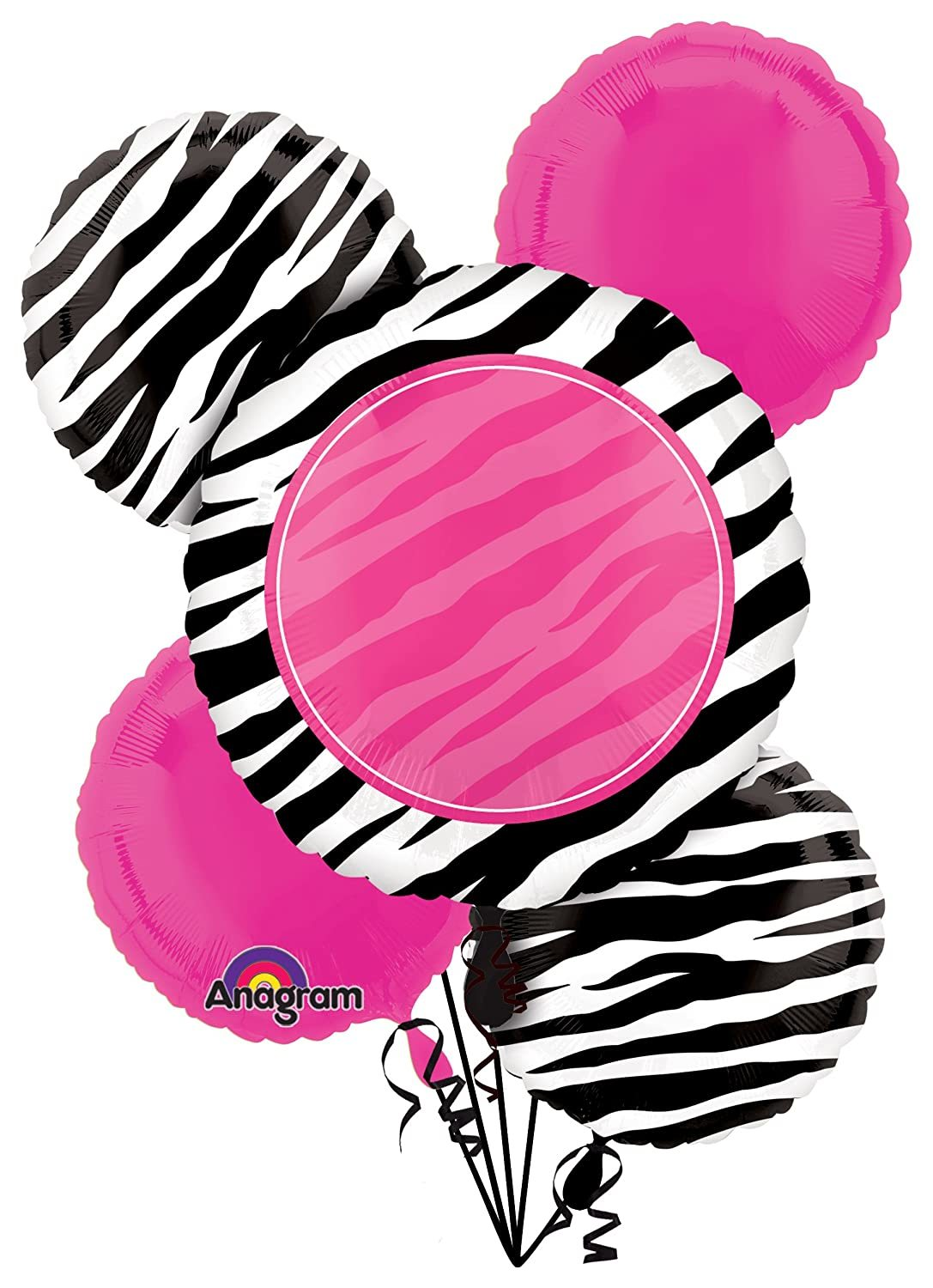 Primary image for Another Year of Fabulous Birthday Pink Party Decoration Mylar Balloon Bouquet