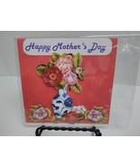Happy Mother's day  handmade blank greeting card - $5.00