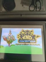 Nintendo Game Boy Advance GBA CodeName: Kids Next Door Operation S.O.D.A image 1