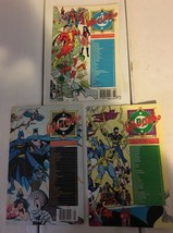 Who's Who #2 3 4 DC Book Lot Of 3 1985 LOT VF+ Condition BatMan - $4.54