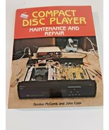 Compact Disc Player Maintenance and Repair - Paperback - Like new - $11.87