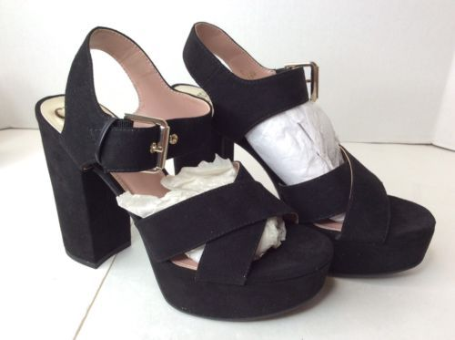58db69f39f4 Circus Sam Edelman Faux Suede Black 90s and 50 similar items