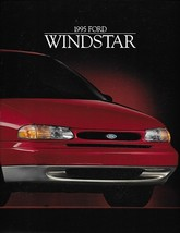 1994/1995 Ford WINDSTAR sales brochure catalog 1st Edition 95 US GL LX - $6.00