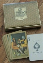 NEW 2 decks Piatnik Vienna Playing Cards Kingsbridge Pictorial Art Painting - $40.49