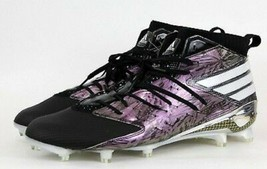 Adidas Freak X Primeknit Men 15 Football Cleats Platinum NEW - $23.93