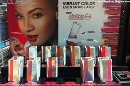 Loreal Infallible Never Fail Lip Color - $8.59+