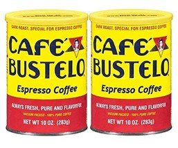 Bustelo Coffee Can Rglr, 10 Oz (Pack of 2) - $14.84