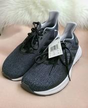 Adidas Womens Duramo 9 Running Shoes S6 Trainers Comfort - Core Black/Fo... - $42.97