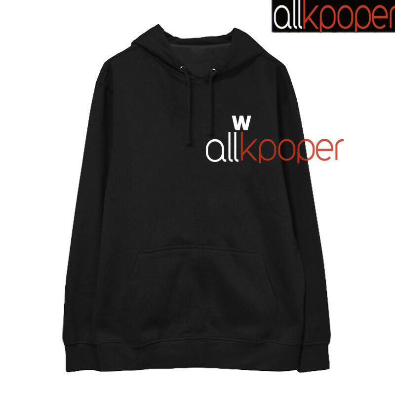 KPOP GOT7 JACKSON Cap Hoodie NEVER EVER Pullover Letter Sweatershirt Casual Tops