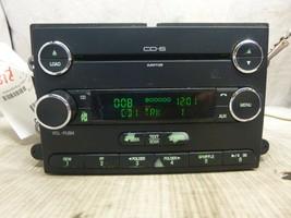 08 09 Ford Taurus Mercury Sable Radio 6 Disc Cd MP3 8G1T-18C815-GB CEL29 - $70.54