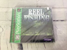 Reel Fishing Playstation PS1 Greatest Hits Video Game Sealed New - $31.14