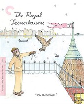 The Royal Tenenbaums Criterion Collection (Blu-ray)