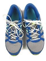 New Balance 550 v3 WE550BG3 Blue Lime Green Running Shoes Women's 9.5 B image 2