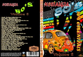 Nostalgia V6 80s Essentials Music Video DVD - $16.95