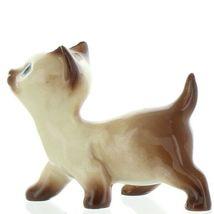 Hagen Renaker Specialty Cat Siamese Kitten Walking Ceramic Figurine image 4