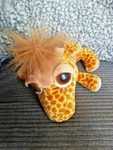 Russ Berrie LEDA Giraffe  Plush Animal Soft Toy 24cm - $16.46