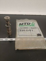 MTD Arbor Spindle Shaft 7380197 (b1c) - $11.00