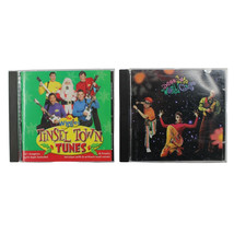 An item in the Music category: Kids CD Bundle The Wiggles Tinsel Town Tunes 2006 Deee-Lite World Clique 1990