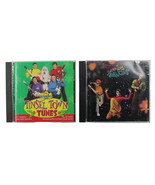 Kids CD Bundle The Wiggles Tinsel Town Tunes 2006 Deee-Lite World Clique... - $9.97
