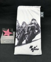 Oakley Moto GP Microfiber Cloth Bag Limited Edition Rare Authentic HDO - $29.99