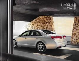2012 Lincoln MKZ sales brochure catalog US 12 HYBRID Executive - $8.00