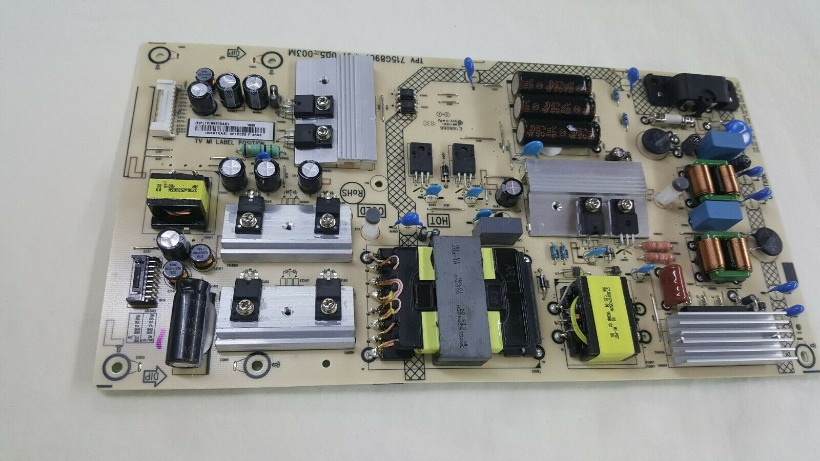 Primary image for Vizio D55X-G1 Power Supply Board