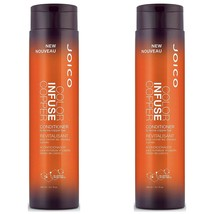 Joico Color Infuse Copper Conditioners - 10.1 oz each (Pack of 2) - $39.60