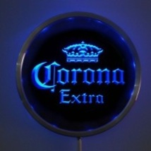 Corona Extra  LED Round neon sign Bar Beer Pub  - $48.99