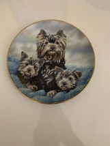 The Danbury Mint Paul Doyle Limited Edition Collector Plate Yorkshire Pride - $49.49