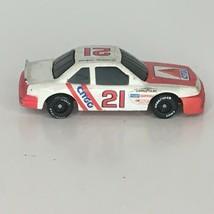 Racing Champions Race Stock Car 1991 Diecast Toy Citgo Ford Morgan Shepherd #21 - $5.40