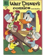 Walt Disney's Comics and Stories Comic Book #192, Dell Comics 1956 VERY ... - $16.39