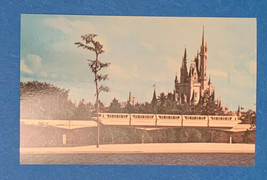 70's Walt Disney World, Monorail to The Magic Kingdom Post Card Unused - $4.95