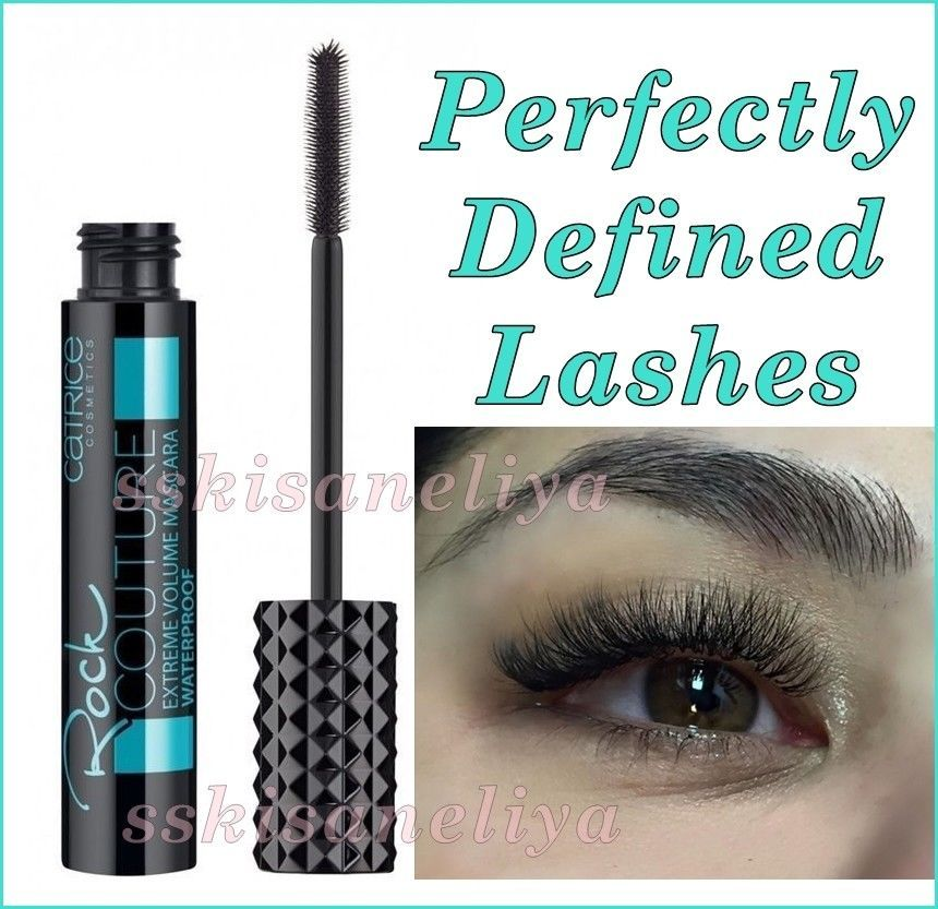 f0a231d7926 S l1600. S l1600. Previous. Catrice ROCK Couture Extreme Volume Black  Mascara 12ml Perfectly Defined Lashes