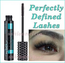 Catrice ROCK Couture Extreme Volume Black Mascara 12ml Perfectly Defined... - $11.38