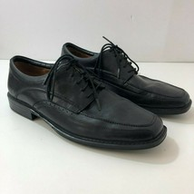 CLARKS Un Structured Mens Black Derby Oxford Dress Shoe Size 13M 82504 - $34.16
