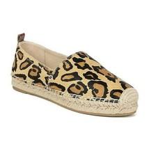 Sam Edelman Women Slip On Espadrille Flats Khloe Size US 7M Nude Leopard - $54.00