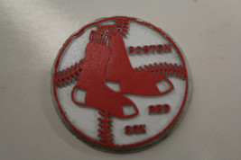 Boston Red Sox Vintage Rubber Fridge Magnet MLB Standing Board Magnet - $18.81