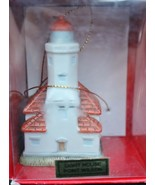 Lefton Christmas Ornament Wilson Point Lighthouse 1995 10722 b143 - $19.79