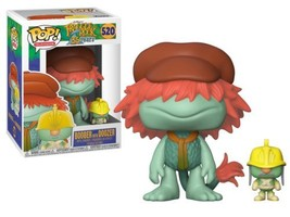 Fraggle Rock Boober with Doozer Vinyl POP! Figure Toy #520 FUNKO NEW MIB - $12.55